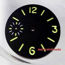 34.5mm black sandwich sterile Luminous dial fit ETA 6497 movement Watch Dial 9