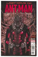 Ant-Man Last Days 1 B Marvel 2015 NM Manga Variant Q Hayashida