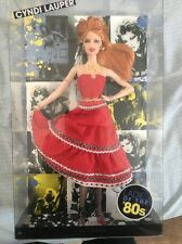 Cyndi Lauper 2010 Barbie Doll