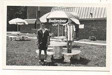 RPPC Kids at Days Inn EAST WINDSOR NJ 1995 New Jersey Real Photo Postcard
