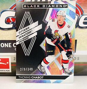 THOMAS CHABOT 2020-21 UD Black Diamond BASE /349