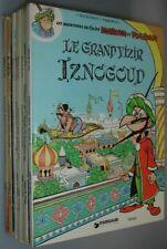 Le Grand Vizir Iznogoud / lot of 8 / France