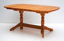Pine Oval Kitchen & Dining Tables with Additional Leaves