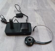 Jabra GO 6400 GO6400BS Charging Base, Headset, Power Adopter, USB Connector