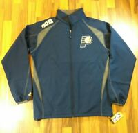 New W/Tags Majestic NBA Men's Indiana Pacers Jacket /Coat Size Medium Tall