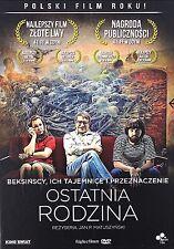 Ostatnia Rodzina (DVD) 2016 Andrzej Seweryn, Dawid Ogrodnik POLSKI POLISH
