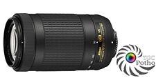 NIKON AF-P Nikkor 70-300mm f/4.5-6.3G ED VR Telephoto Zoom Lens Nikon APS-C NEW
