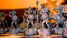 Tigrani Amazon Sterling Silver Chess set