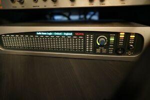 SSL Sigma 16 Channel Analog Summing Mixer