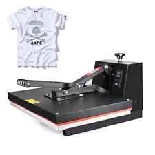 "16"" x 24"" Digital Clamshell Heat Press Transfer T-shirt Sublimation Machine Hot"