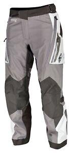 Klim Badlands Pro Gore-Tex Hose grau Gr. 32 (einmal getragen, makellos!)