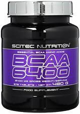 Aminosäuren BCAA 45,63?/kg Scitec Nutrition  BCAA 6400 375 Tabletten