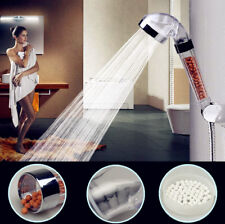 High Pressure Seoul Stone Shower Head Function Stainless Hand Held Ultimate US
