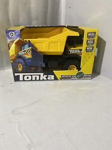 TONKA STEEL CLASSICS MIGHTY DUMPER TRUCK NEW EX DISPLAY