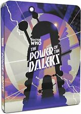 Doctor Who The Power of the Daleks (Collectors Ltd Ed Steelbook) New & Sealed