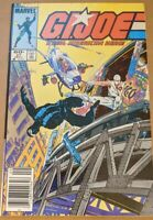 G.I. Joe, A Real American Hero #27 (1984) Origin of Snake-Eyes RARE NEWSSTAND