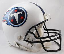 TENNESSEE TITANS NFL Riddell Pro Line AUTHENTIC VSR-4 Football Helmet