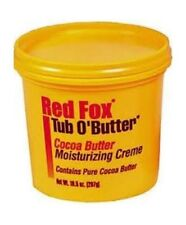 """RED FOX TUB O""""BUTTER COCOA BUTTER 298G x2"""