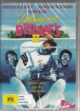 WEEKEND AT BERNIE'S 2  - NEW & SEALED DVD - FREE LOCAL POST