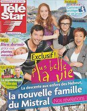 Télé Star / 22-10-2012 N°1882 : Céline Dion - Michael Schumacher / Sébastie Loeb