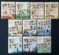 #3182-3191 CELEBRATE THE CENTURY COMPLETE SET OF SHEETS VF MINT NH