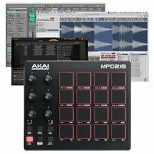 Akai MPD218 USB MIDI Drum Pad Controller