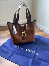 Dooney & Bourke Suede Leather Derby East/west SHOPPER Handbag A310533