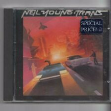 NEIL YOUNG  - TRANS  9 TRACK CD ALBUM