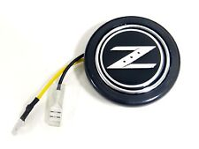 "2"" STEERING WHEEL HORN BUTTON FOR NISSAN 350Z 370Z FAIRLADY Z 300ZX"