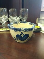 New listing Marshall Pottery Crock Bowl Stamped MPC (eg)