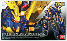 Bandai Unicorn Gundam 02 Banshee Norn Real Grade 1/144 Scale RG Model Kit USA