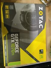 ZOTAC Geforce GTX 1070ti MINI graphics card