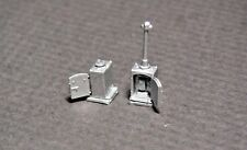 N Scale US&S Relay Cabinets for Model Railroad by Century Foundry (506)