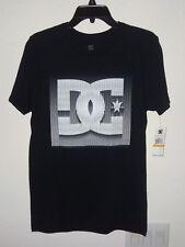 DC Shoes Graphic Men's Black's T-Shirt Size Small