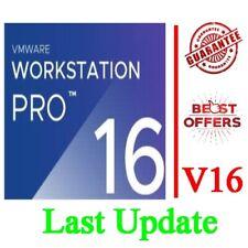 🔥Best Deal🔥VMware Workstation Pro 16 ✔️Last Update✔️LifeTime-Key🔥Fast Deliver
