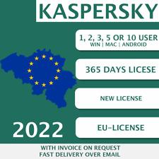 Kaspersky Internet Security 2022 EU [1 PC, 2 PC, 3 PC, 5 PC  10PC  GERÄTE USER]