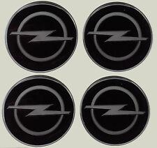 Opel emblem 75 mm mm sticker logo badge trim wheel center gel adhesive 3
