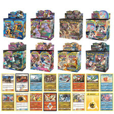 324Pcs/Box Pokemon Cards Tcg Sword Shield 21 Theme Trading Game Collection Toys
