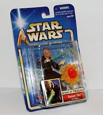 Star Wars Habro 2002 Attack of the Clones Saesee Tiin Jedi Master