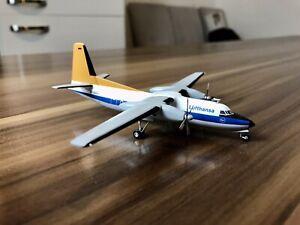 Herpa Wings LUFTHANSA FOKKER F27 D-BARI