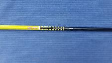 Tour AD MJ 6-stiff shaft driver  graphite design authentic.   FLO/true .335
