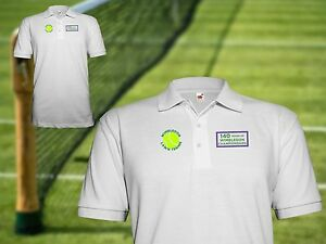 Wimbledon tennis polo shirt t shirt white - Lawn Tennis Championships