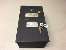25 Cent Meter-Matic Model DM6 Coin-Op Timer Box