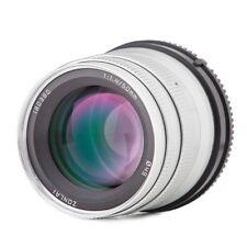 obbiettivo ZonLai 50 mm F/1.4 X-Mount silver