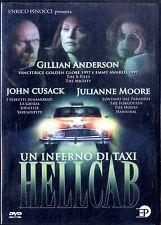 HELLCAB Gillian Anderson John Cusack Julianne Moore DVD Ottime Condizioni