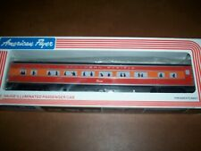 American Flyer Train # 4-9501 Southern Pacific Coach Streamliner Passenger Car
