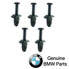 Set of 5 Pieces Grille Retaining Clip Clamps Genuine For BMW e28 e31 e32 e34