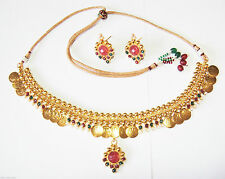 Crystal Gold Indian Jewellery Sets