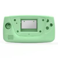 Game Gear Shell Case Sega Light Green New Replacement RetroSix ABS