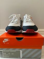Air Max 1 Anniversary Obsidian-OG Box- Size UK10/US11- Excellent Condition